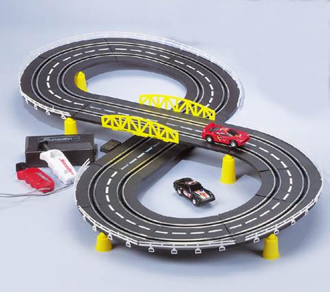 The Haunting Allure Of Racetracks And Electric Football